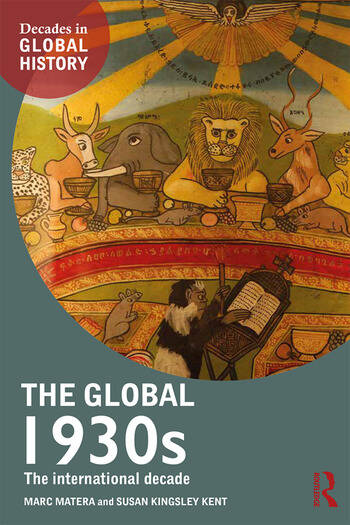 The Global 1930s The international decade book cover