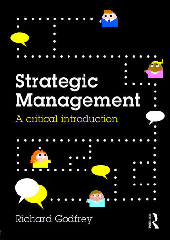 Strategic Management A Critical Introduction book cover