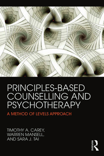 Principles-Based Counselling and Psychotherapy A Method of Levels approach book cover