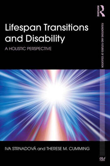 Lifespan Transitions and Disability A holistic perspective book cover