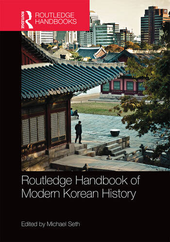 Routledge Handbook of Modern Korean History book cover