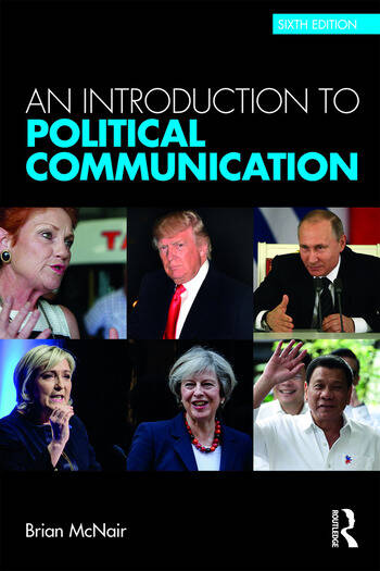 An Introduction to Political Communication book cover