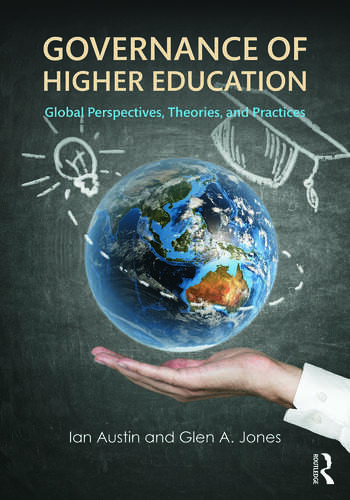 Governance of Higher Education Global Perspectives, Theories, and Practices book cover