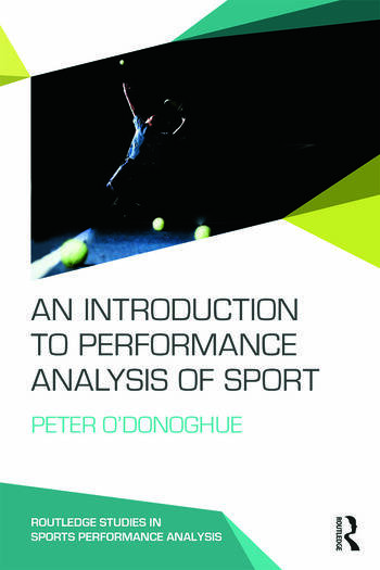 An Introduction to Performance Analysis of Sport book cover
