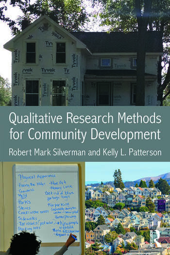 Qualitative Research Methods for Community Development book cover