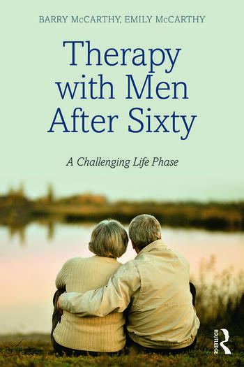 Therapy with Men after Sixty A Challenging Life Phase book cover