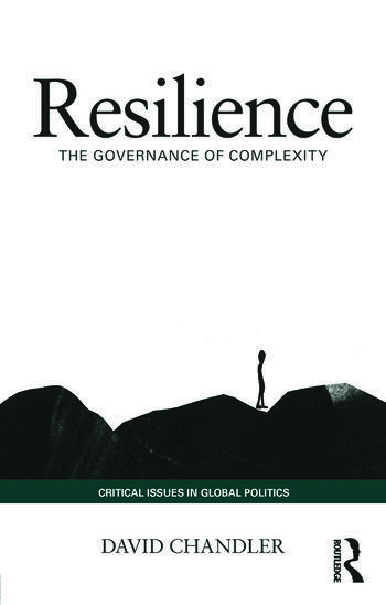 Resilience The Governance of Complexity book cover
