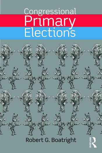 Congressional Primary Elections book cover