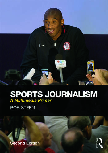 Sports Journalism A Multimedia Primer book cover