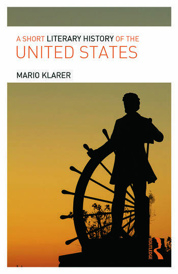 A Short Literary History of the United States book cover