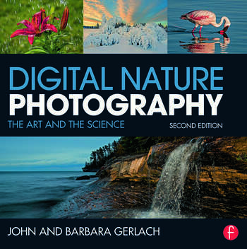 Digital Nature Photography The Art and the Science book cover
