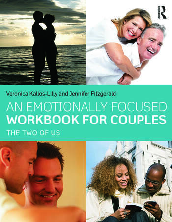 An Emotionally Focused Workbook for Couples The Two of Us book cover