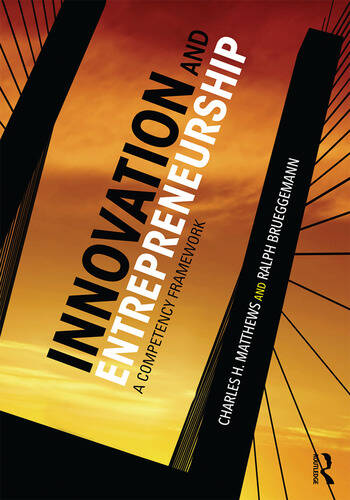 Innovation and Entrepreneurship A Competency Framework book cover