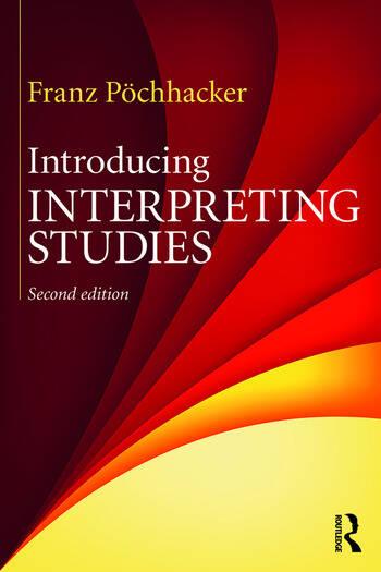 Introducing Interpreting Studies book cover