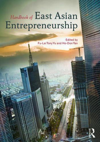 Handbook of East Asian Entrepreneurship book cover