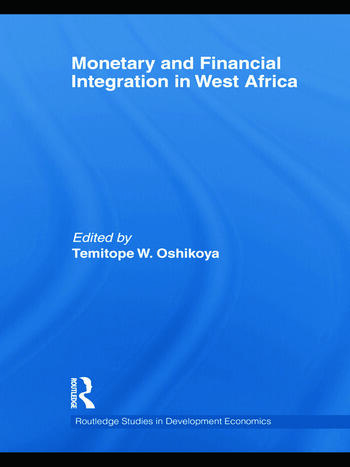 Monetary and Financial Integration in West Africa book cover