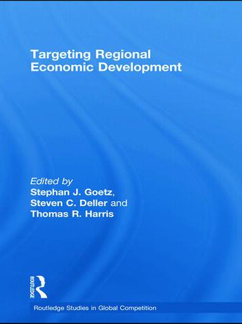 Targeting Regional Economic Development book cover