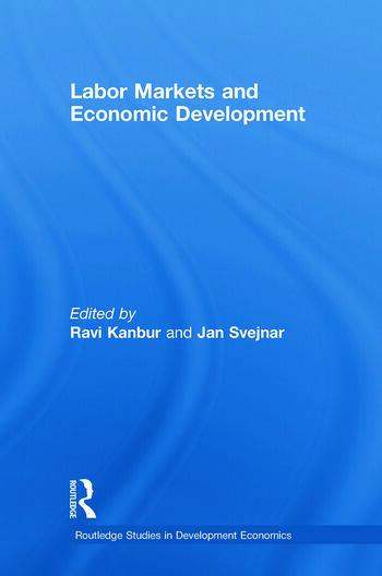 Labor Markets and Economic Development book cover
