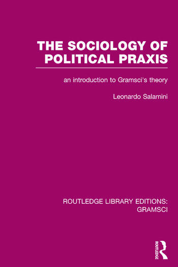 Routledge Library Editions: Gramsci book cover