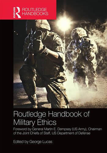 Routledge Handbook of Military Ethics book cover