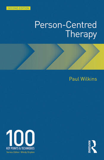 Person-Centred Therapy 100 Key Points book cover