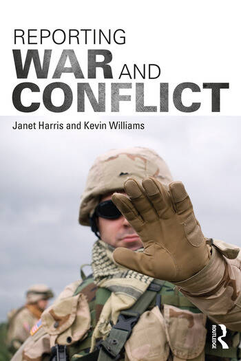 Reporting War and Conflict book cover