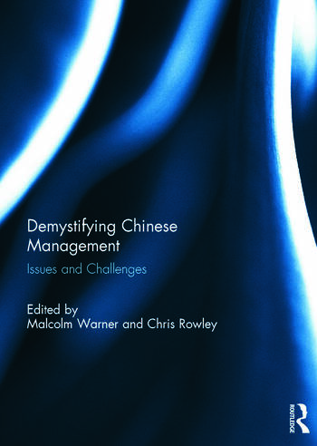 Demystifying Chinese Management Issues and Challenges book cover