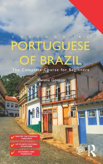 Colloquial Portuguese of Brazil The Complete Course for Beginners book cover