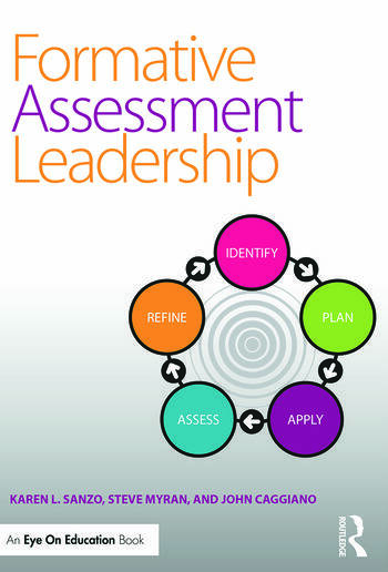 Formative Assessment Leadership Identify, Plan, Apply, Assess, Refine book cover