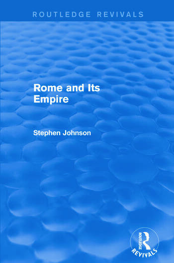 Rome and Its Empire (Routledge Revivals) book cover