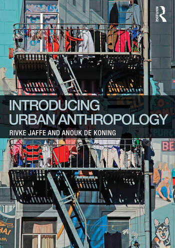 Introducing Urban Anthropology book cover