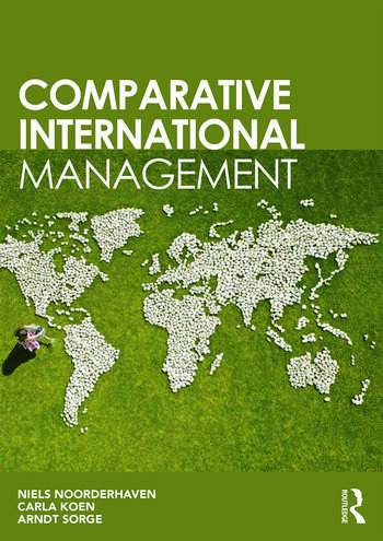 Comparative International Management book cover