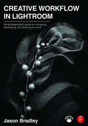 Creative Workflow in Lightroom The photographer's guide to managing, developing, and sharing your work book cover