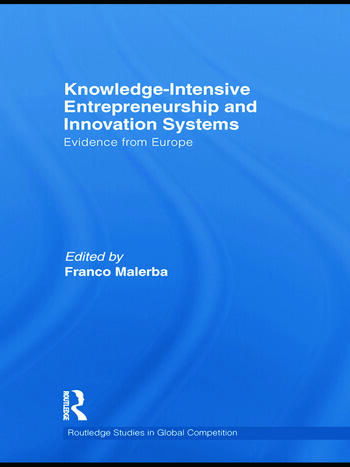 Knowledge-Intensive Entrepreneurship and Innovation Systems Evidence from Europe book cover