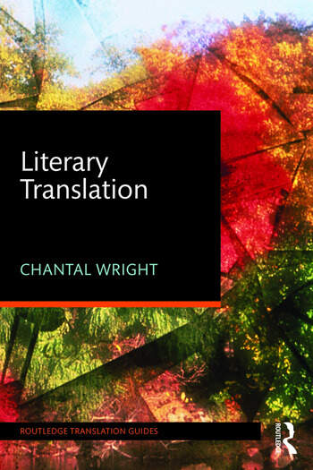 Literary Translation book cover