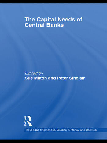 The Capital Needs of Central Banks book cover