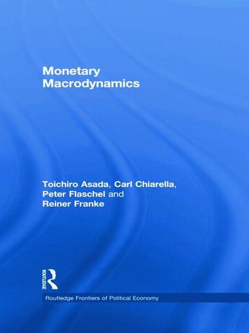 Monetary Macrodynamics book cover