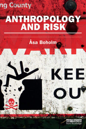 Anthropology and Risk book cover