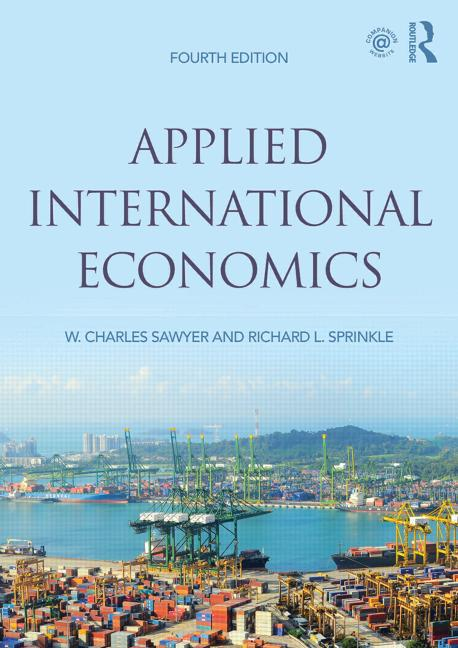 Applied International Economics book cover