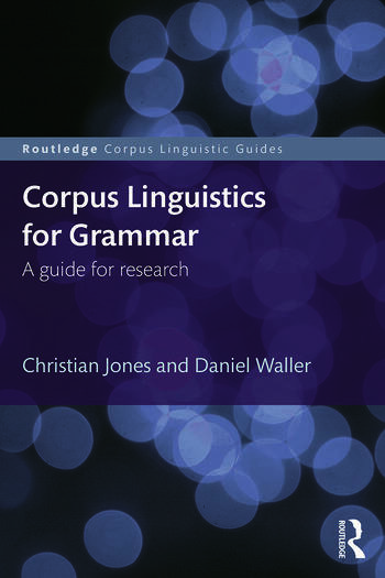 Corpus Linguistics for Grammar A guide for research book cover