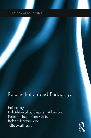 Reconciliation and Pedagogy book cover