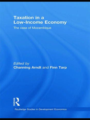 Taxation in a Low-Income Economy The case of Mozambique book cover