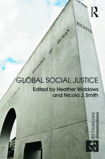 Global Social Justice book cover