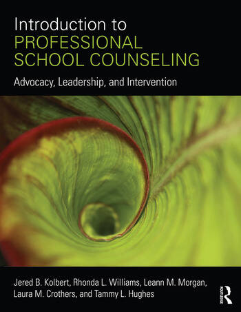 Introduction to Professional School Counseling Advocacy, Leadership, and Intervention book cover
