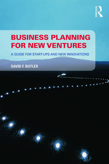 Business Planning for New Ventures A guide for start-ups and new innovations book cover