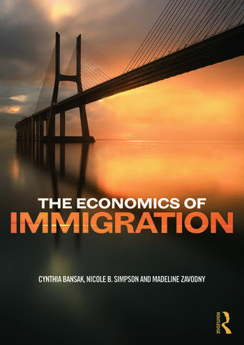 The Economics of Immigration book cover