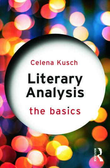 Literary Analysis: The Basics book cover