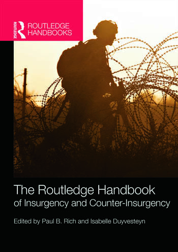 The Routledge Handbook of Insurgency and Counterinsurgency book cover