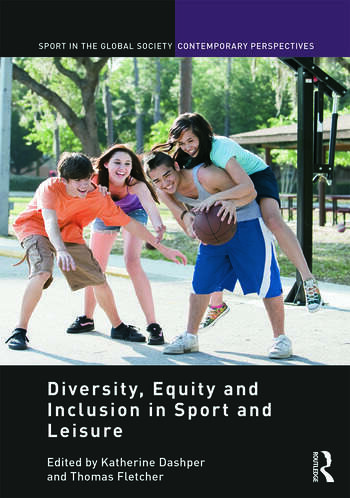 Diversity, Equity and Inclusion in Sport and Leisure book cover
