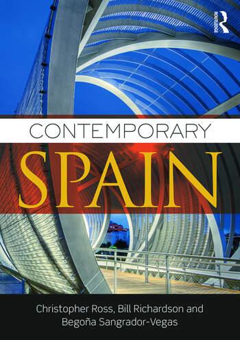 Contemporary Spain book cover